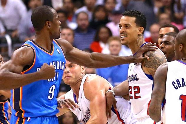 Los Angeles Clippers' Matt Barnes Deletes Profane Tweet Venting About Ejection