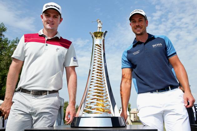 Henrik Stenson Must Finish Ahead of McDowell, Rose and Poulter for Golf First