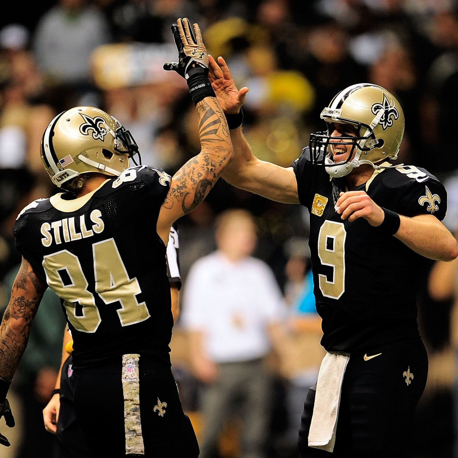 New Orleans Saints Play