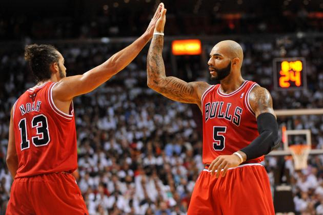 Finding the Perfect Rotation for the Chicago Bulls