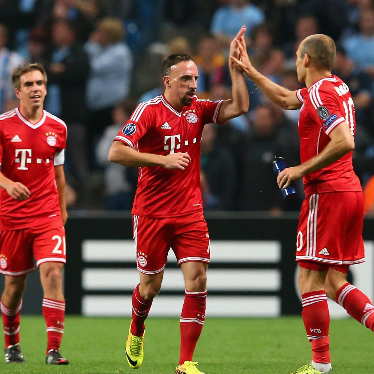 Ranking Bayern Munich's 5 Most Important Players so Far ...