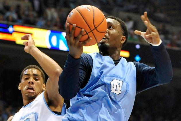 Roy: Hairston Most Impressive Tar Heel in Practice