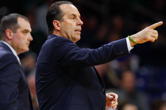 Notre Dame Basketball: For Brey, It All Worked out in the End