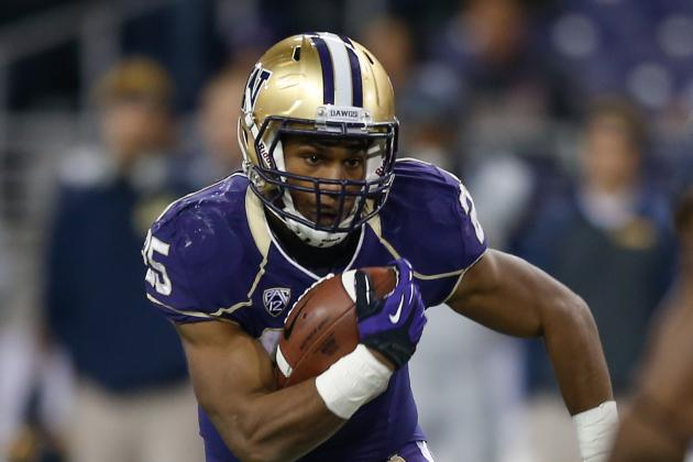 UW's Bishop Sankey a Semifinalist for the Doak Walker Award