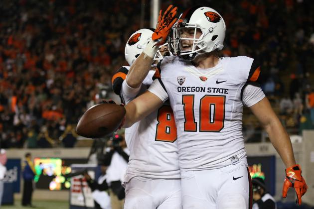 Return of Tight End Tandem Hamlett, Smith to Boost Beavers