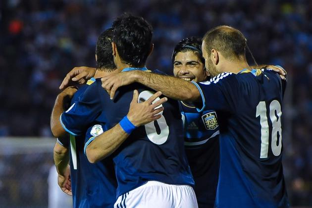 Argentina vs. Ecuador: Date, Time, Live Stream, TV Info and Preview