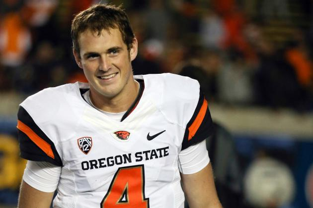 Sean Mannion Says Beavers Are 'Refreshed' After Bye Week