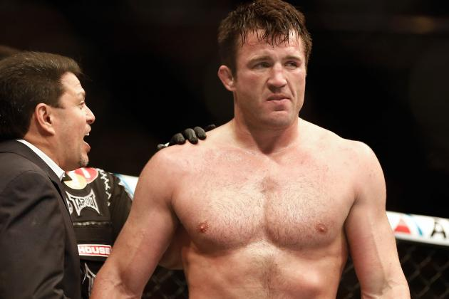 Chael Sonnen vs. Rashad Evans: How Fight Will Impact Both Fighters Going Forward