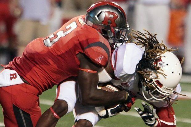 For Rutgers Defense, It All Starts with Stopping the Run