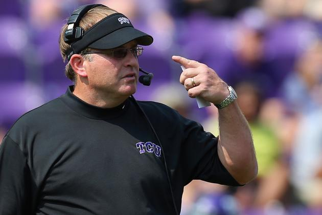 Gary Patterson Expects Emotions to Be Strong Upon Return to Kansas State