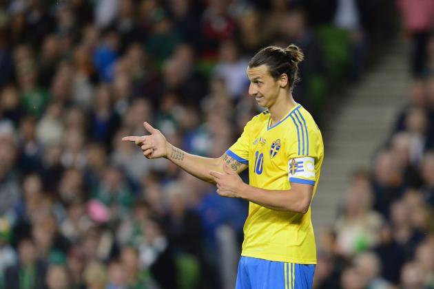 Sweden vs. Portugal Not Simply Ronaldo vs Ibrahimovic