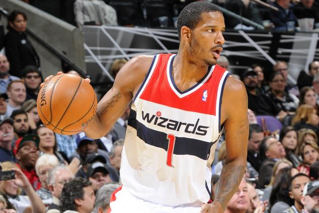 Trevor Ariza to Have MRI on Injured Hamstring