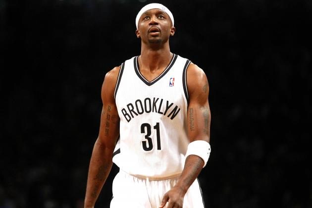 Brooklyn Guard Jason Terry Says Nets Are in 'Desperation' Mode After Slow Start