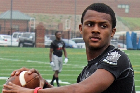 No. 1 Dual Threat QB Deshaun Watson Signs Financial Aid Agreement with Clemson