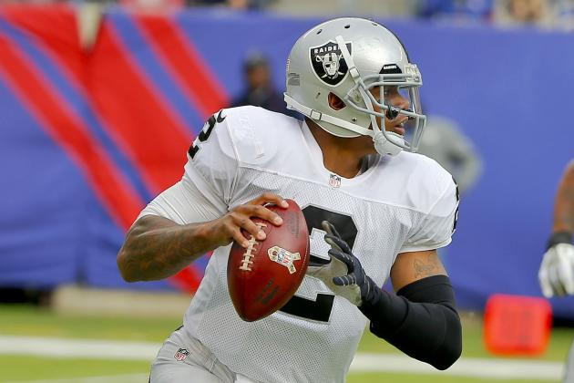 Debate: Is Pryor the Long-Term Option at QB for the Raiders?