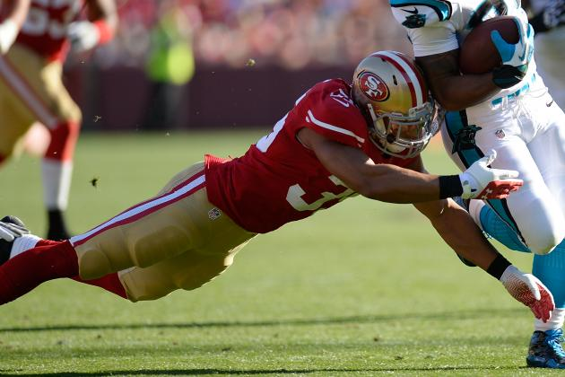 Eric Reid Tackling the Cause of His Concussions