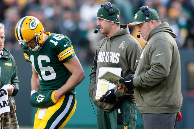 Fourth-Quarter Performance, Not Injuries, Packers' Biggest Issue in 2013