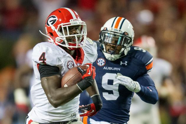 Debate: Predict the Final Score of the UGA vs. Auburn Game