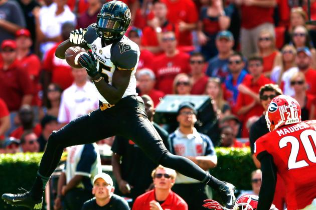 Don't Look Now, but Missouri WR Dorial Green-Beckham Is Living Up to the Hype