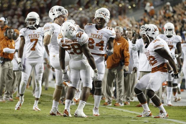 Texas vs. Oklahoma State: Expect Major Applewhite to Have a Few Surprises Ready