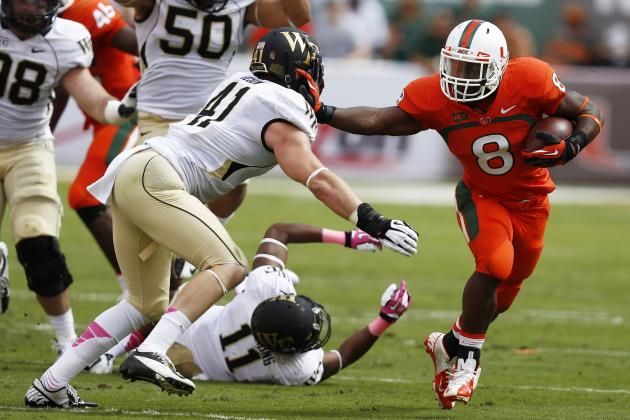 Miami Football: Duke Game Will Show If Canes Are Ready to Take Next Step in 2014