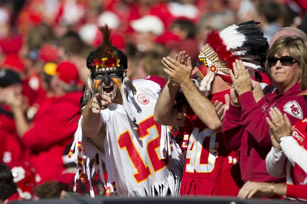 Woman Swaps Wedding Ring for Football Tickets for Chiefs-Loving Husband