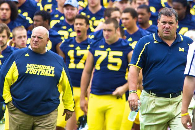Will Al Borges Take the Fall for Brady Hoke, Brutal 2013 Performance?