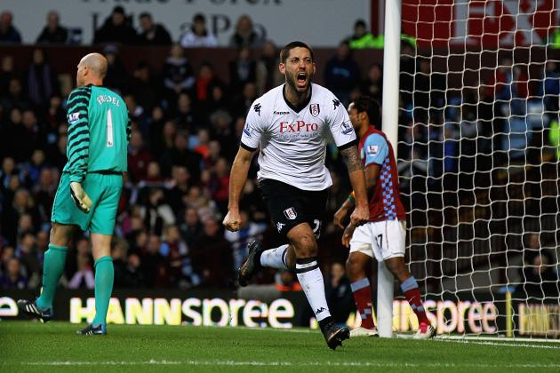 Dempsey Reunion a Necessity in Fulham's Fight Against the Drop