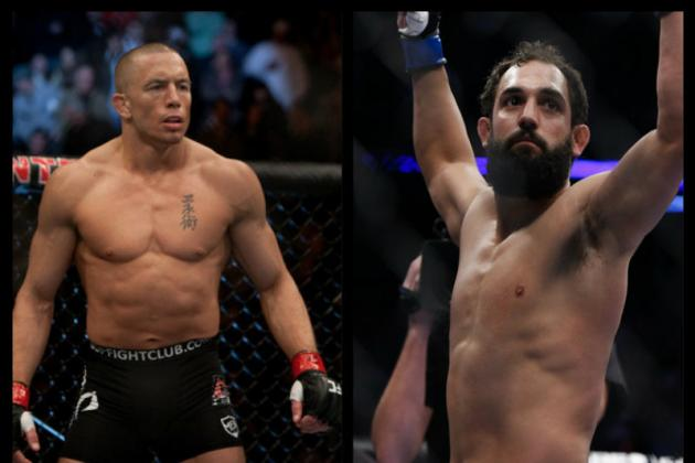 Dana White: Immediate Rematch Likely If GSP Loses to Johny Hendricks