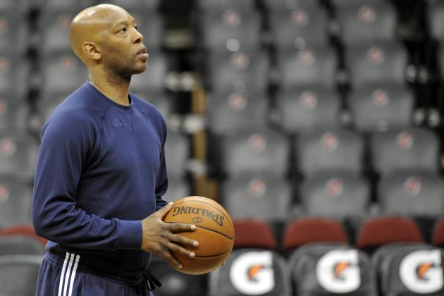 Sam Cassell Not a Fan of Players Getting Fined for Doing Sam Cassell Dance