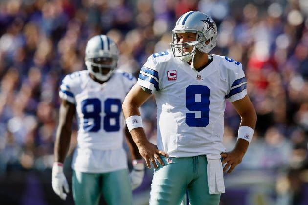 4 Jaw-Dropping Stats for Tony Romo and Dez Bryant in 2013