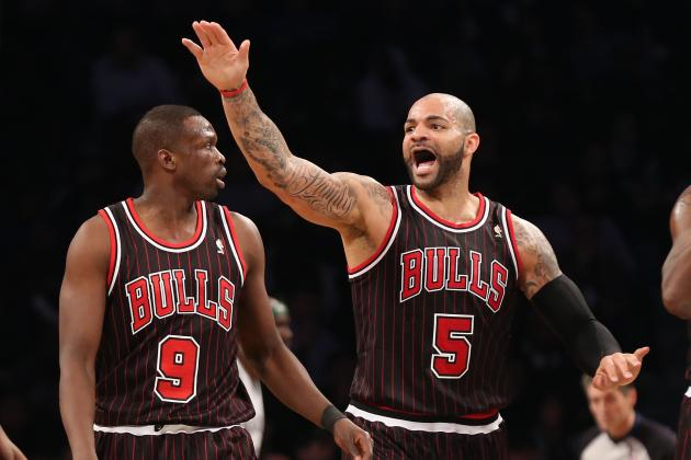 Would Chicago Bulls Panic-Trade Core Members If Slow Start Persists?