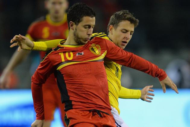 Belgium vs. Colombia: 6 Things We Learned