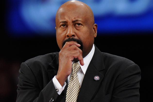 Mike Woodson Demonstrates the Thought Process Behind Knicks Offense