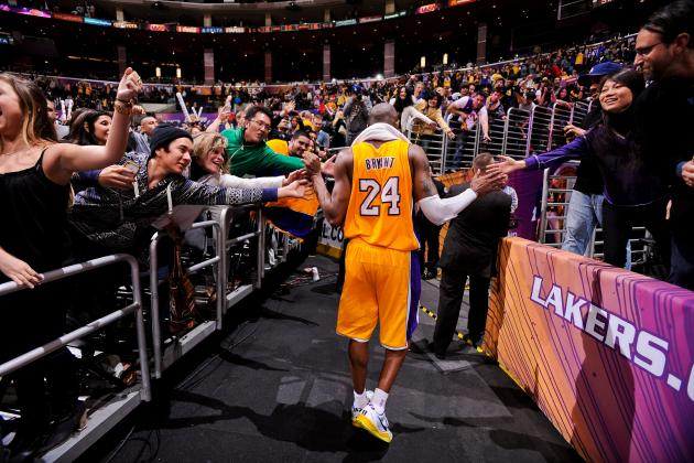 Full Predictions for Kobe Bryant's 2013-14 Season