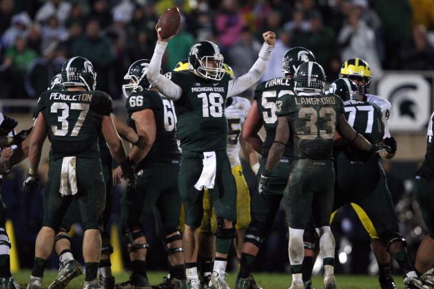 Michigan State vs. Nebraska: What Each Team Must Do to Win on Saturday