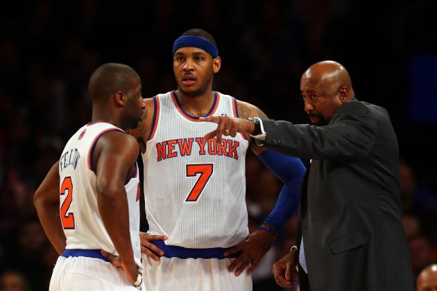 How Mike Woodson Can Avoid the Hot Seat with NY Knicks