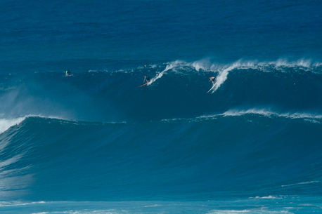 Big-Wave Surfer Kirk Passmore Missing, Presumed Drowned After Wiping out