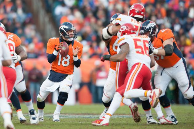 Chiefs vs. Broncos: TV Info, Spread, Injury Updates, Game Time and More