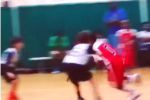 LeBron's 9-Year-Old Son Can Ball