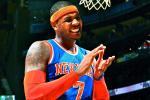 Report: NBA Execs Rip 'Selfish' Carmelo