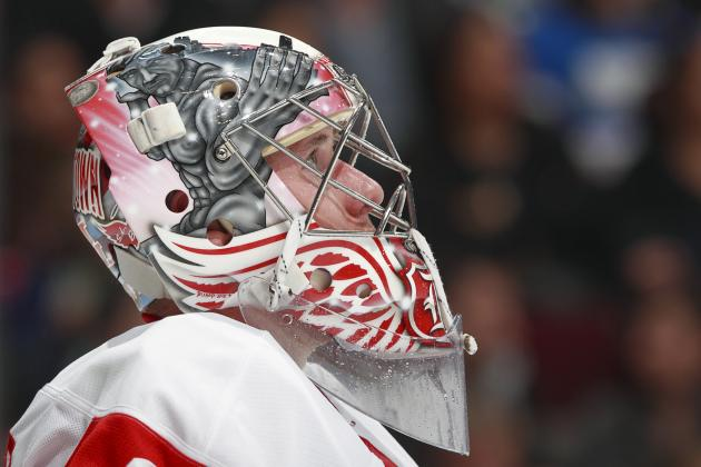 Grading Detroit Red Wings' Goaltenders in the 2013-14 Season