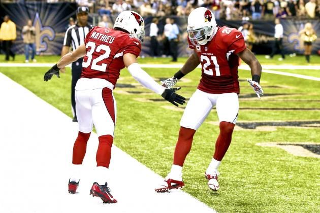 How Patrick Peterson, Tyrann Mathieu Are Forming NFL's Next Great Secondary Duo