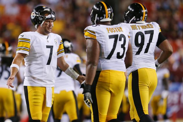 Detroit Lions vs. Pittsburgh Steelers: A Steelers View of the Matchup