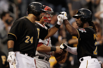 Andrew McCutchen and Pedro Alvarez: Pittsburgh's Modern Day Clemente, Stargell?
