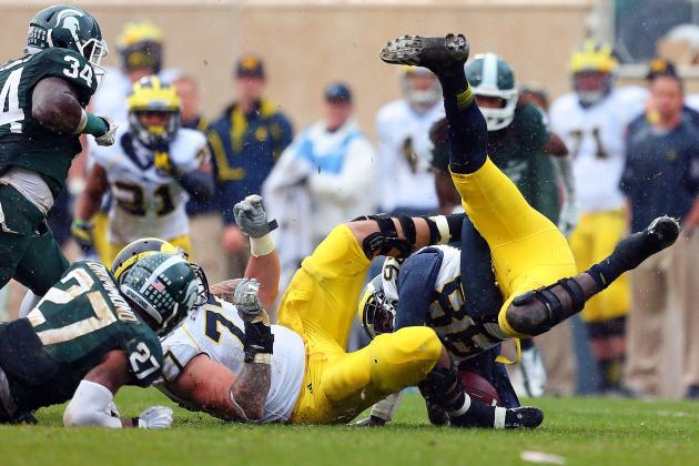 Michigan Football: Can Any Quarterback Survive This Offense?