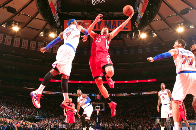 Houston Rockets vs. New York Knicks: Live Score and Analysis