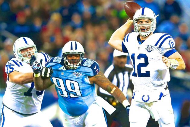 Colts vs. Titans: Live Scores, Highlights and Reaction