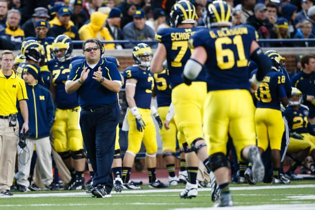 Is Michigan Football's Problem Talent or Coaching?