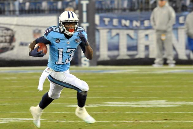 Kendall Wright's Updated 2013 Fantasy Outlook After Week 11